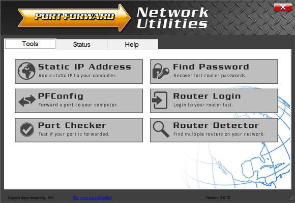 network download forward port utilities torrent