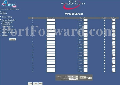 how to close open ports in routers