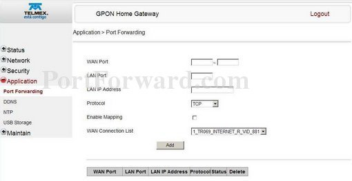 Fastest Alcatel Lucent I-240W-Q Router Port Forwarding