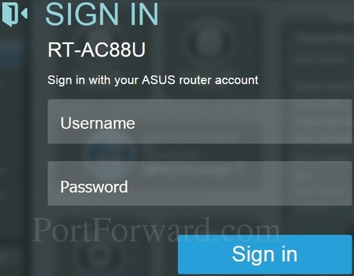 Simple Asus RT-AC88U Router Port Forwarding Steps