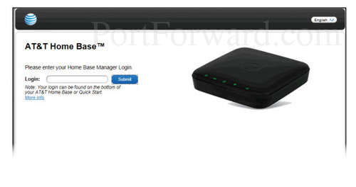 Fastest ATnT Home Base Router Open Port Guide
