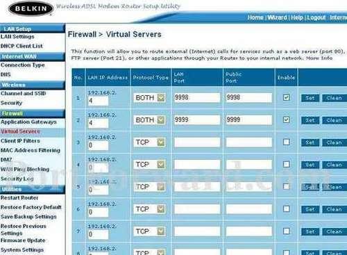 Belkin F5D7230-4v7 Router Drivers Download Free