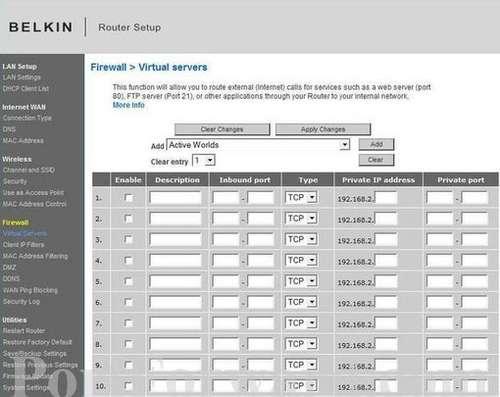 Belkin F5D8231-4v2 Router X64 Driver Download