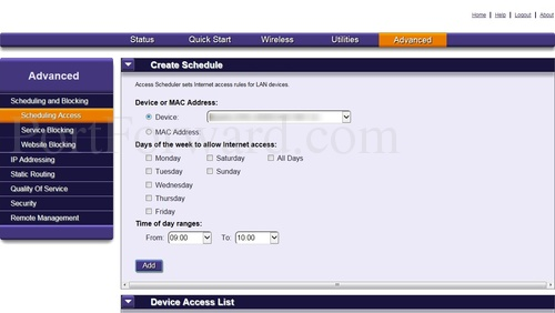 Fastest Calix 813G-2 Router Port Forwarding Instructions