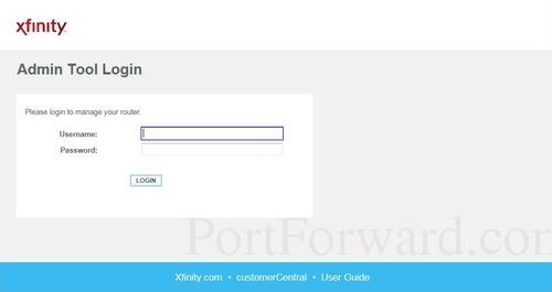 Fastest Cisco DPC3941T XFINITY Router Open Port Instructions