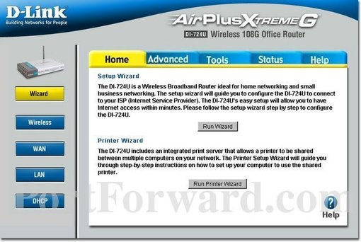 D-LINK DI-724U DRIVERS FOR WINDOWS VISTA