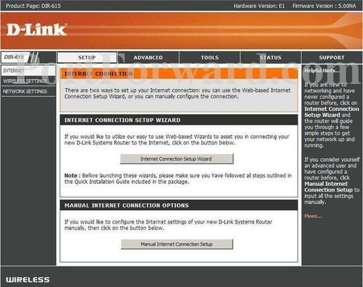 How to create an open port for the dlink dir615 dlink dir 615 screenshot 2 publicscrutiny