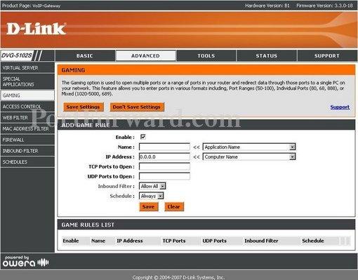 D Link Dwr 116 Router Port Forwarding Guide - Www imagez co