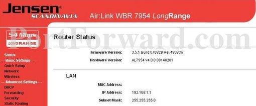 JENSEN AIRLINK 7954 WINDOWS DRIVER DOWNLOAD