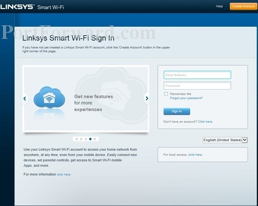 linksys smart wifi how to find out internet ip address