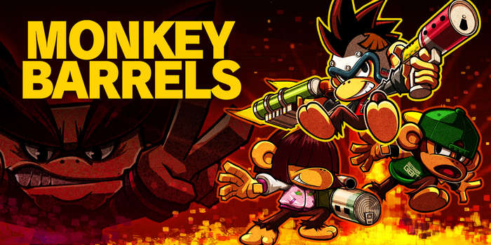 Monkey Barrels Free Download