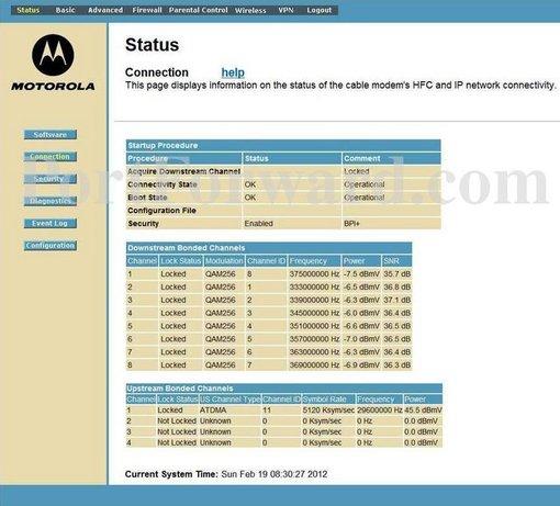 motorola sbg6580 router port forwarding steps rh portforward com motorola sbg6580 setup motorola sbg6580 setup