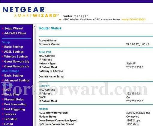 Easiest Way to Forward Ports on the Netgear DGND3700 Router