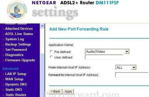 Netgear dm111p adsl2+ ethernet modem 24mbps downstream, 1. 5 mbps.