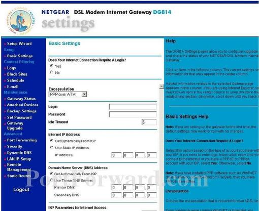 Netgear MR814v3