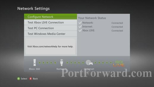 how to set up a static ip address on your xbox 360 rh portforward com Xbox 360 Gaming Setup PPPoE Username Xbox 360