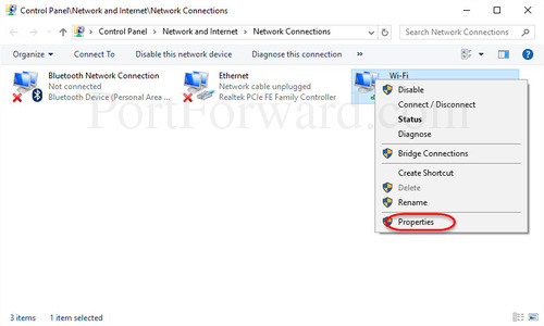 how to get static ip address windows 10