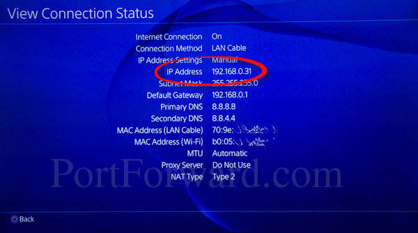 How To Forward Ports In Your Router For Playstation 4