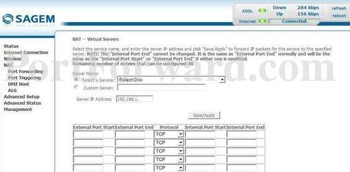 Sagem router firmware download