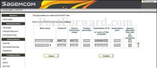 Fastest Sagemcom 3764 Router Port Forwarding Guide