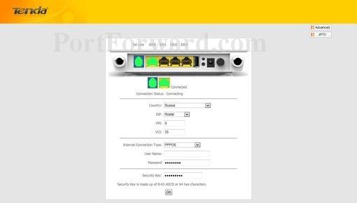 Fastest Tenda D301 Router Port Forwarding Steps